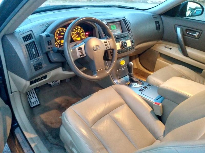Infiniti FX35 2006 price $4,500