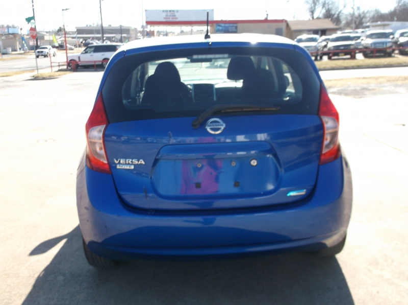 Nissan Versa Note S 2014 price $5,000