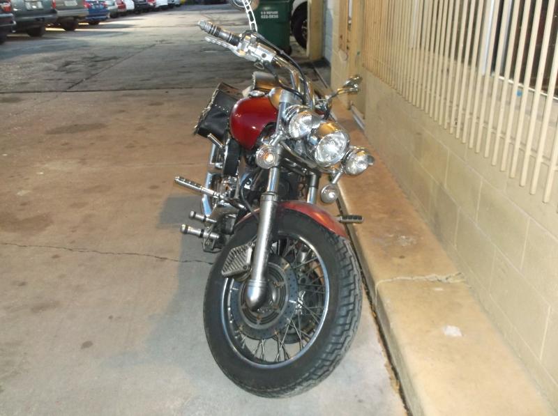 Yamaha V-Star 1999 price $0