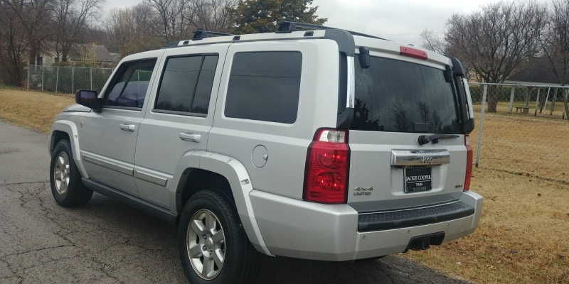 Jeep Commander 2007 price $6,000