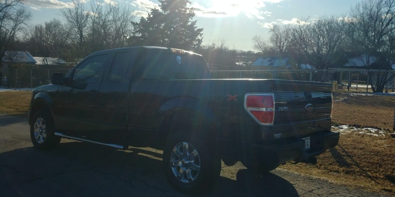 Ford F-150 2010 price $8,500