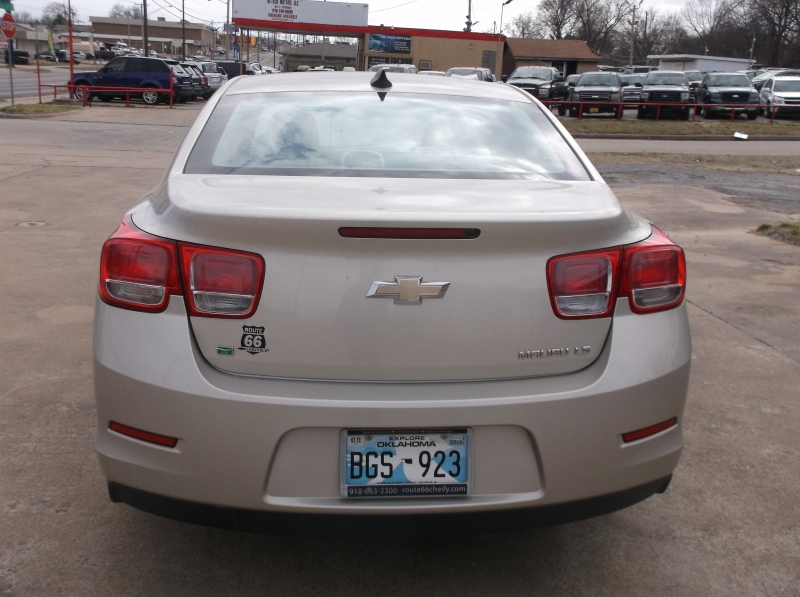 Chevrolet Malibu Limited 2016 price $9,500