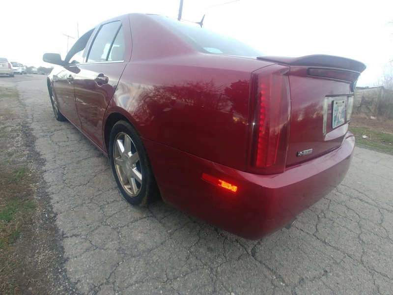 Cadillac STS 2006 price $5,000
