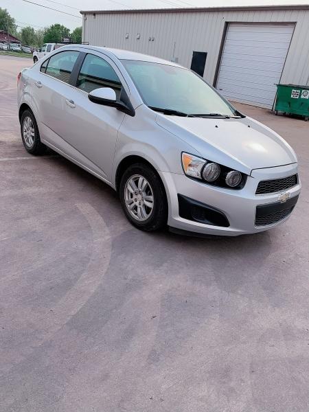 Chevrolet Sonic 2014 price $5,000