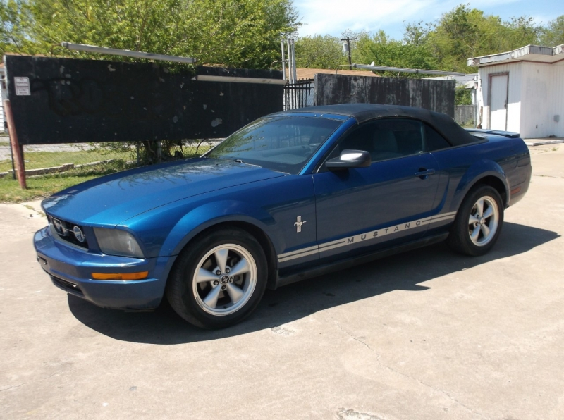 Ford Mustang 2008 price $5,000
