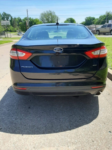 Ford Fusion 2013 price $6,000