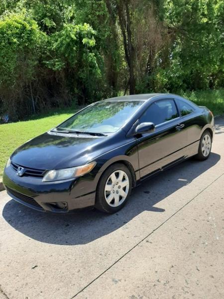 Honda Civic Cpe 2008 price $4,000