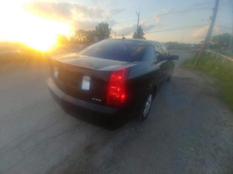 Cadillac CTS 2007 price $4,000