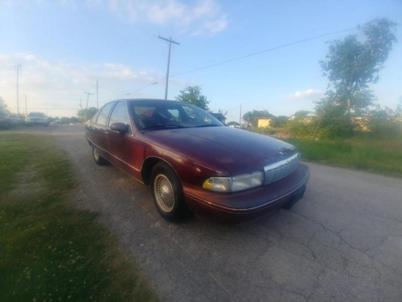 Chevrolet Caprice 1992 price $2,000