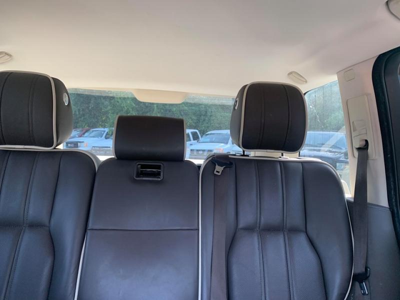 Land Rover Range Rover 2010 price $12,000
