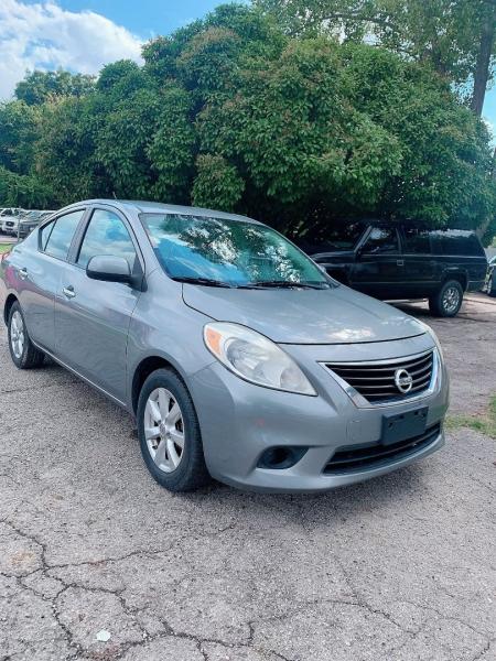 Nissan Versa 2012 price $3,500