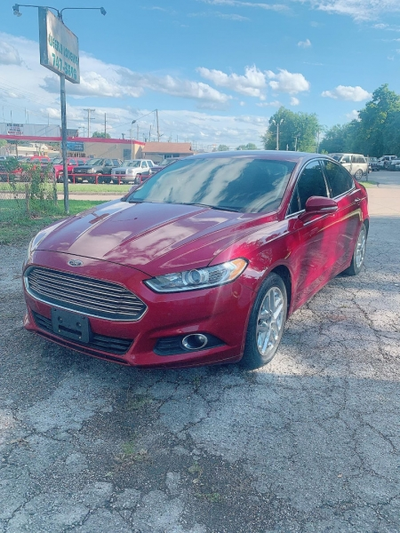 Ford Fusion 2014 price $9,000