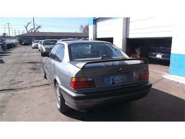 1993 bmw 3 series 4 dr 325i sedan inventory hi tech for Hi tech motors tulsa ok