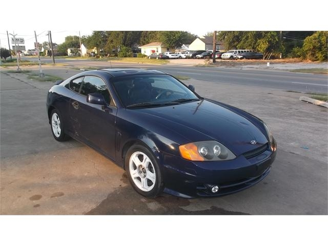 Hyundai Tiburon 2003 price LOW DOWN PAYMENT