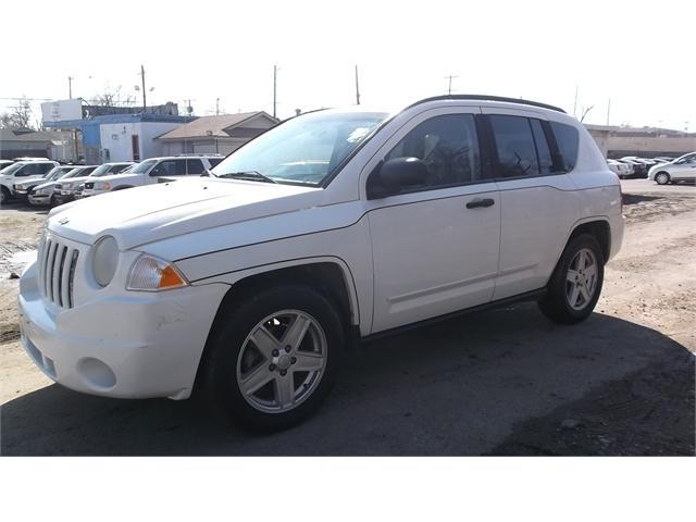 Jeep Compass 2007 price $4,000