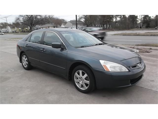 2005 Honda Accord 4DR EXL V6 Sedan - Inventory | Hi Tech Motors | Auto dealership in Tulsa, Oklahoma