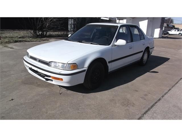 Honda Accord 1993 price $2,000