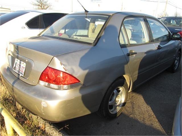 Mitsubishi Lancer 2004 price LOW DOWN PAYMENT