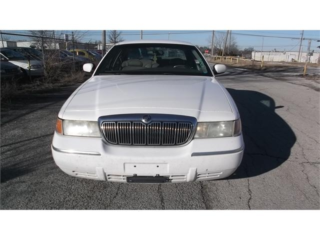 Mercury Grand Marquis 2001 price $2,500