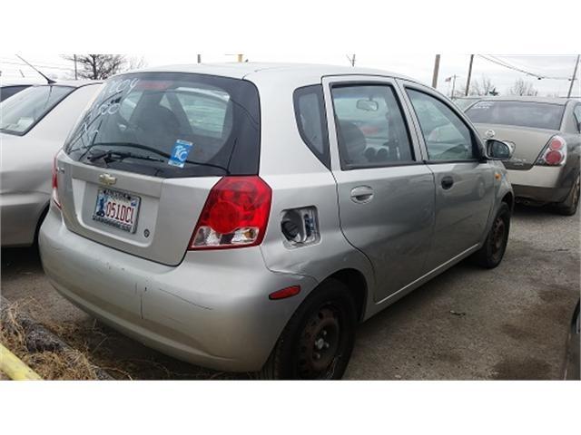 Chevrolet Aveo 2004 price $2,500