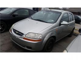 Chevrolet Aveo 2004