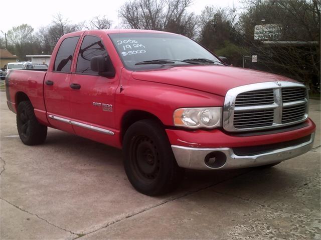 Dodge Ram 1500 2005 price $4,500