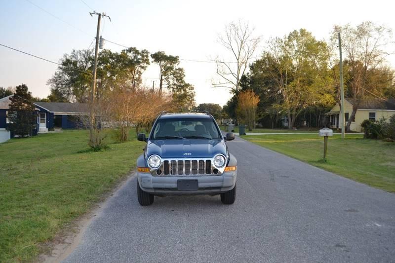 Jeep Liberty 2005 price $5,280