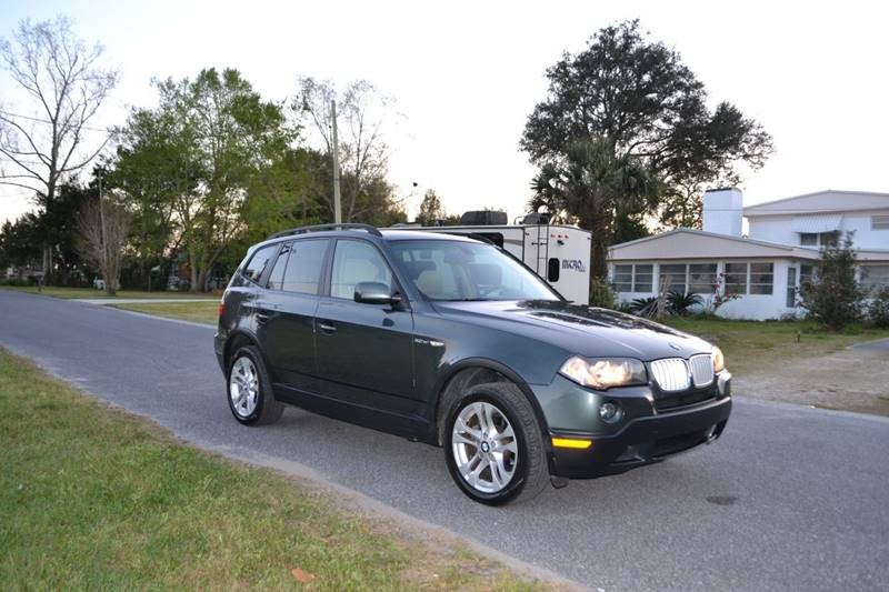 BMW X3 2007 price $7,865