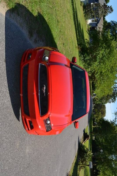 Ford Mustang 2014 price $12,865
