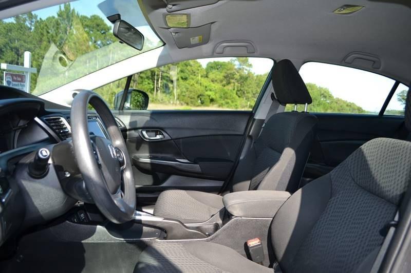 Honda Civic 2015 price $13,265