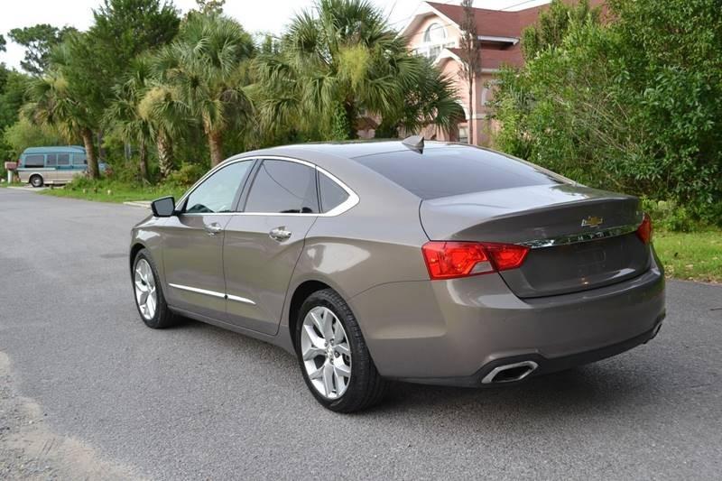 Chevrolet Impala 2018 price $17,600