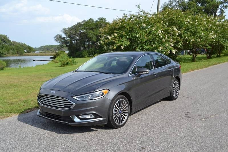 Ford Fusion 2018 price $15,965