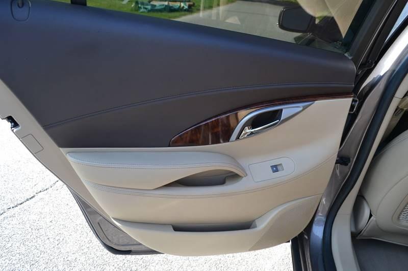 Buick LaCrosse 2011 price $8,965