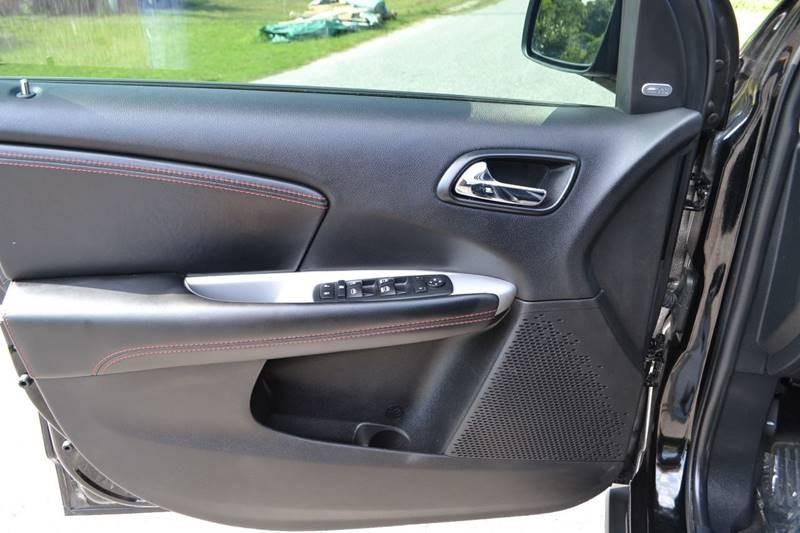 Dodge Journey 2017 price $18,500