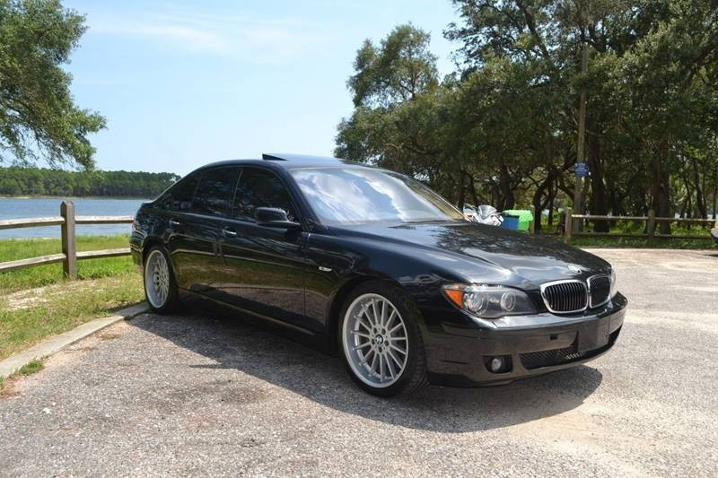 BMW 7 Series 2008 price $9,950
