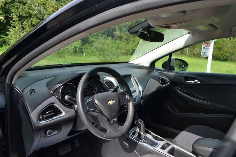 Chevrolet Cruze 2017 price $10,465