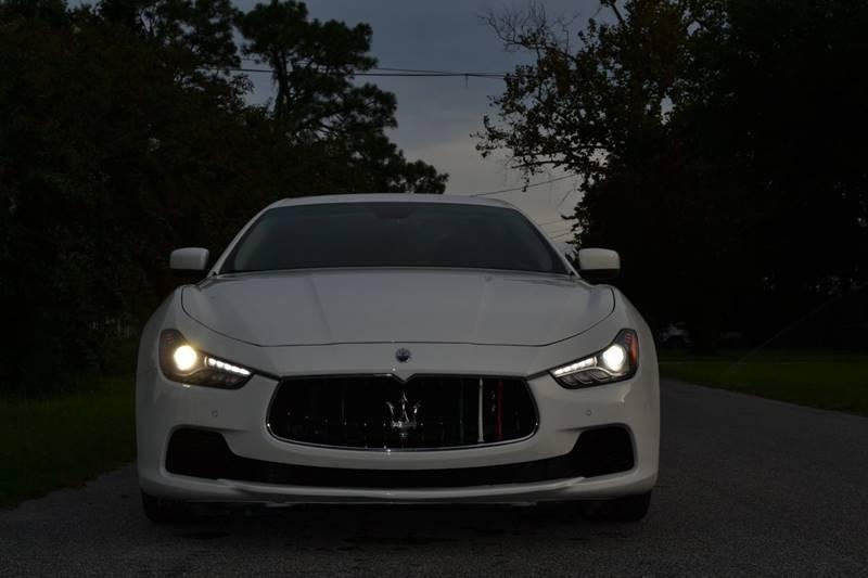 Maserati Ghibli 2014 price $25,555