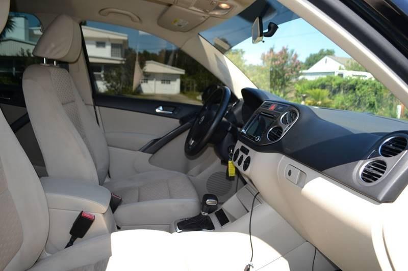 Volkswagen Tiguan 2009 price $7,865