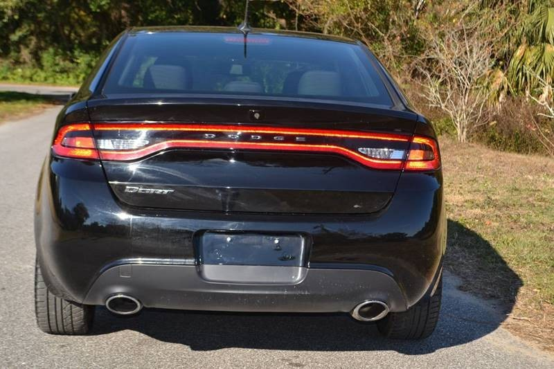 Dodge Dart 2014 price $8,365