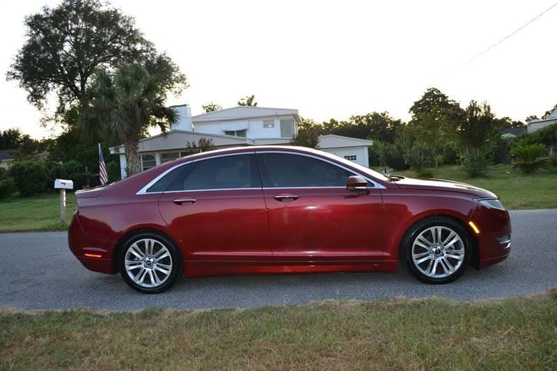 Lincoln MKZ 2015 price $13,765