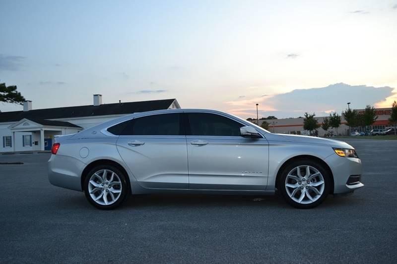 Chevrolet Impala 2017 price $18,650
