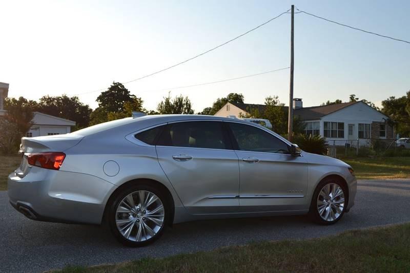 Chevrolet Impala 2015 price $17,300