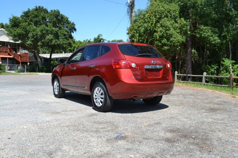 Nissan Rogue Select 2014 price $9,300