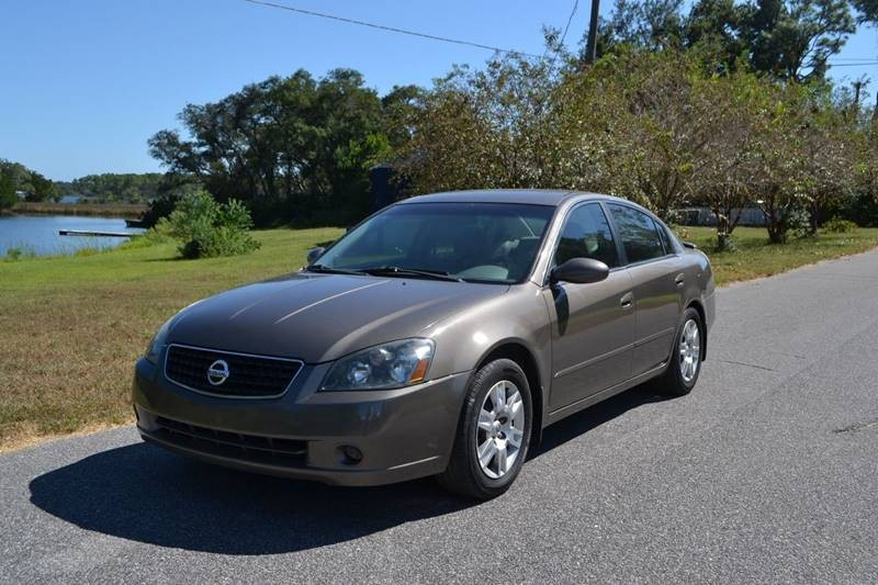 Nissan Altima 2006 price $4,365