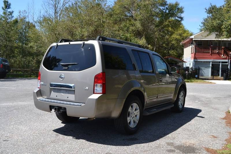 Nissan Pathfinder 2007 price $6,450