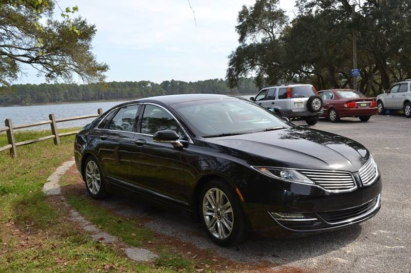 Lincoln MKZ 2015 price $11,950