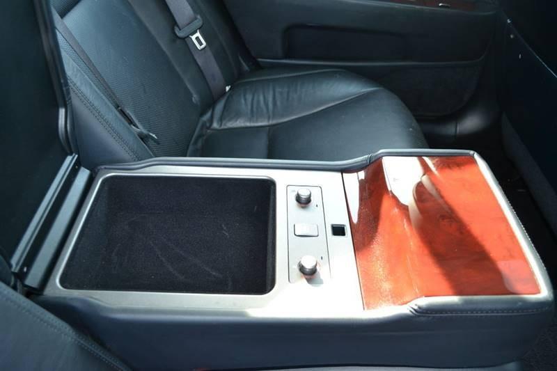Lexus LS 460 2008 price $10,800