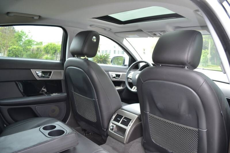 Jaguar XF 2011 price $12,900