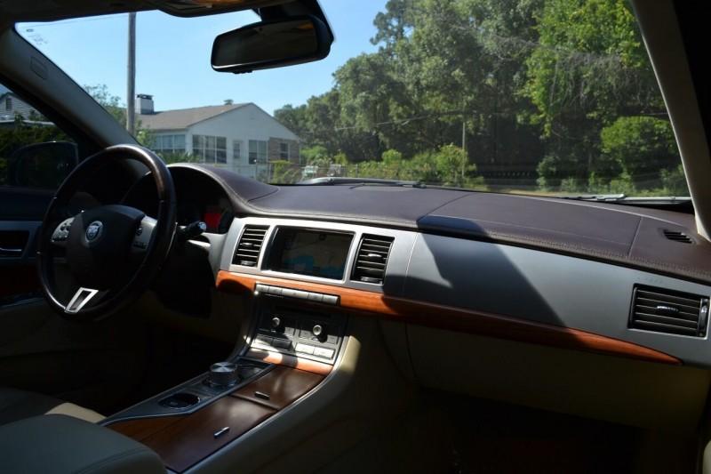 Jaguar XF 2010 price $13,500