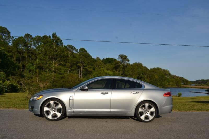 Jaguar XF 2009 price $16,300